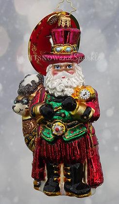 Christopher Radko Steampunk Santa! 1019865