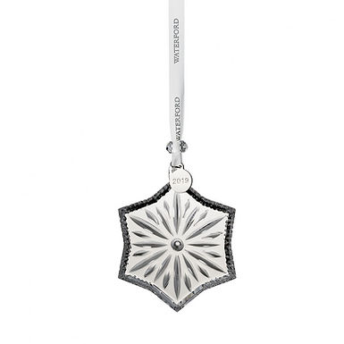 Waterford 2019 Snowcrystal Ornament