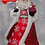 Thumbnail: Christopher Radko Let it Snow and Sparkle Santa 1st Edition Exclusive Limited