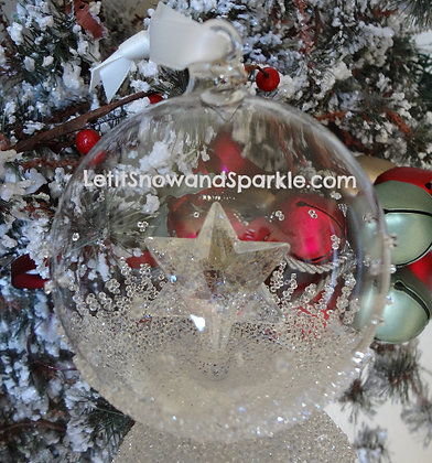 2014 SWAROVSKI CRYSTAL ANNUAL CHRISTMAS BALL