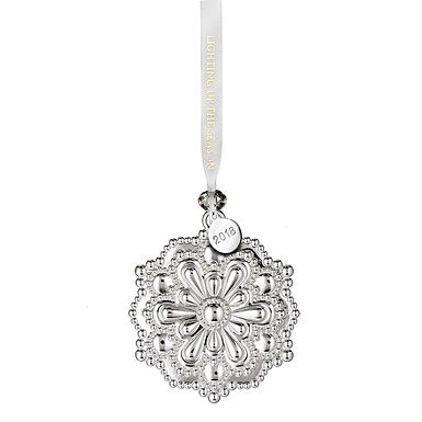 Waterford 2018 Silver Annual Snowflake 40032348