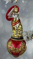 Christopher Radko Majestic Cheetah 10196