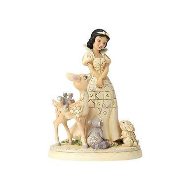 Jim Shore Disney Traditions White Wonderland Snow White 6000943 Department 56