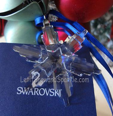 2006 Swarovski Annual Little Christmas Ornament