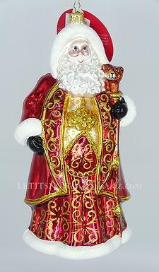 Christopher Radko Crimson Clad Santa 1020302
