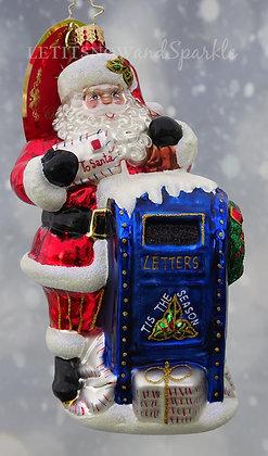 Christopher Radko Dear Santa! 1019705