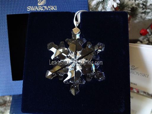 2012 Swarovski Annual Little Christmas Ornament