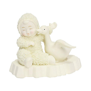 Snowbabies Peace Silly Goose! 6001882 Department 56 New 2018