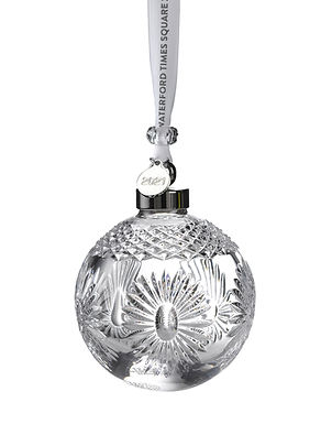 Waterford 2021 Times Square Ball Crystal 1055461 Christmas Ornament