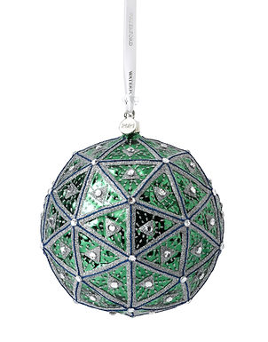 Waterford 2021 Happiness Times Square Masterpiece Ball 1055463 Ornament