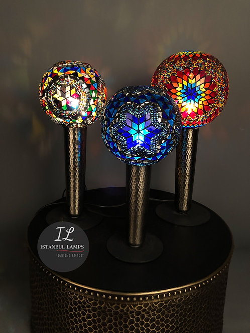 Modern Turkish Mosaic Oriental Table Lamps Special Offer