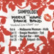 Sampology w MNDB Weekend Love Chant Tour