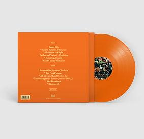 Sampology Regrowth Orange Vinyl Kit Back