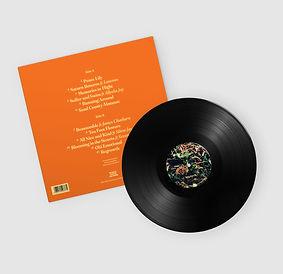 Sampology Regrowth Black Vinyl Alt Back.