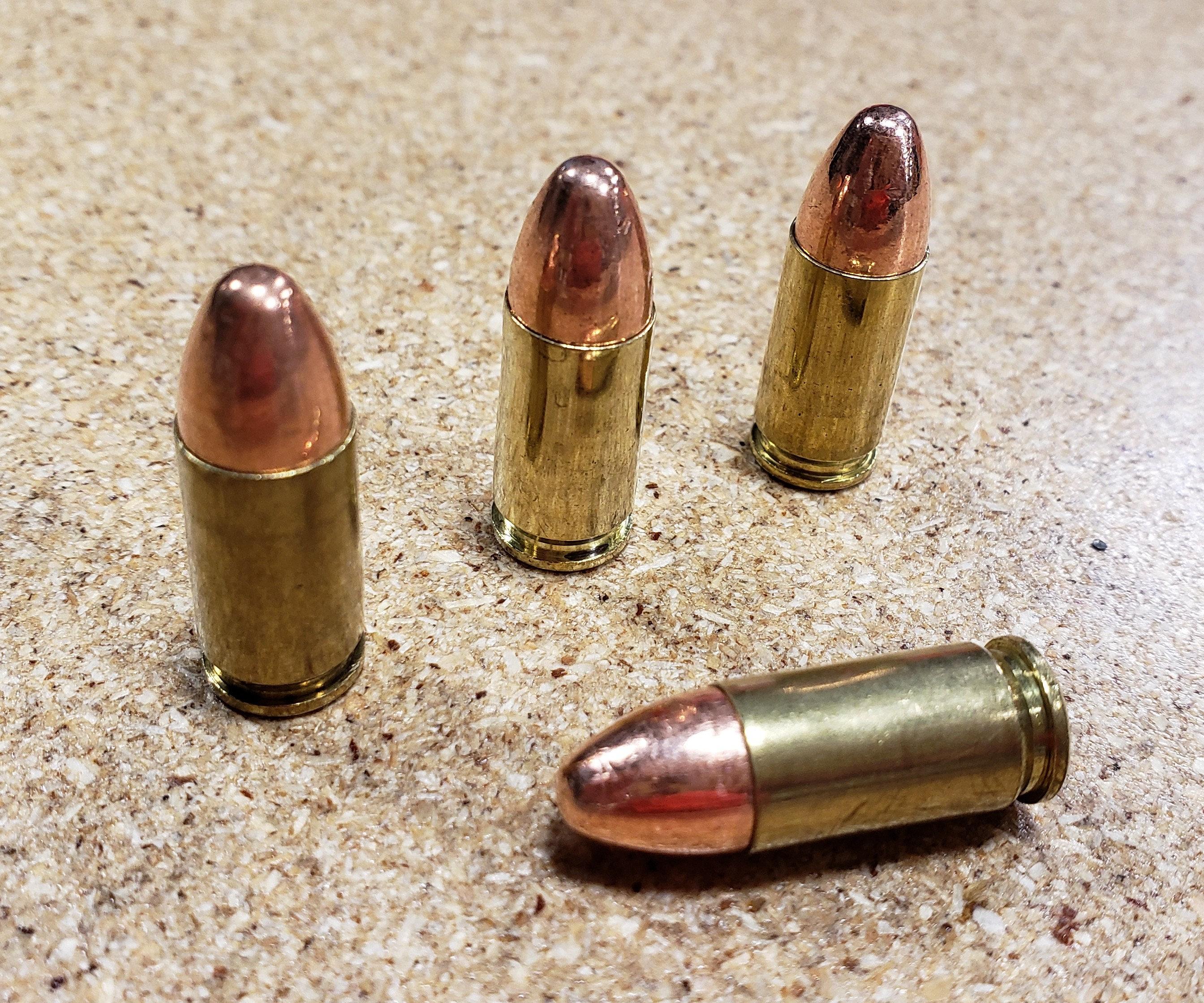 9mm Luger 115gr Target Bulk