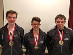 Schweizermeister Gruppe U17