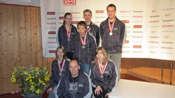 Mannschafts Vize Schweizermeister 2013