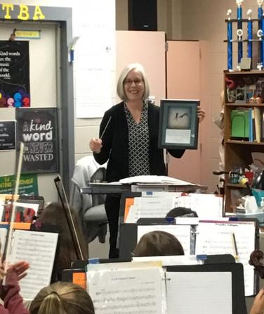 Holly Ellis- Orchestra Teacher