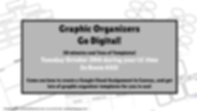Using Digital Graphic Organizers in Canv