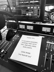Ryan Carroll Exits BIG FM