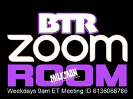 The Milkman's BTR Zoom Room