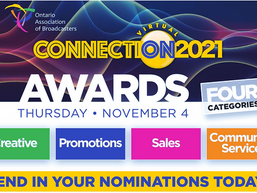Enter TODAY - CONNECTION 2021 Awards