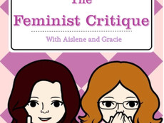 PRO PODCAST: The Feminist Critique with Aislene and Gracie.