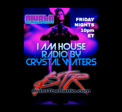 Crystal Waters - I Am House