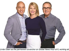 Global Calgary Announces Linda Olsen, Joel Senick and Paul Dunphy as Official News Team for Global N