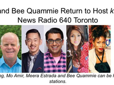 Global News Radio Announces Launch of The Joel Matlin Entrepreneur Show and New Personalities Across