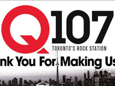 Q107 sizzles with #1 ratings in Toronto