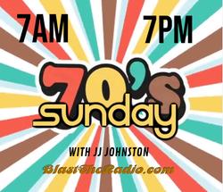 Sunday 70's @ 7