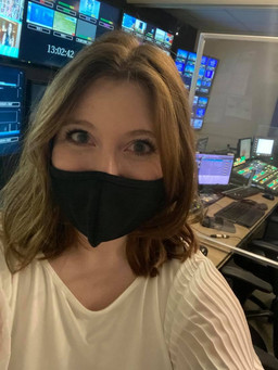 Mackenzie Paige Moves To Reporter Position @ CTV Regina