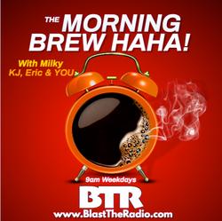 The Morning Brew Haha!