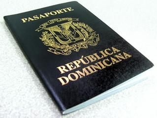 Solicitud de Primer Pasaporte Dominicano Para Niños nacidos en el Exterior de Padres Dominicanos