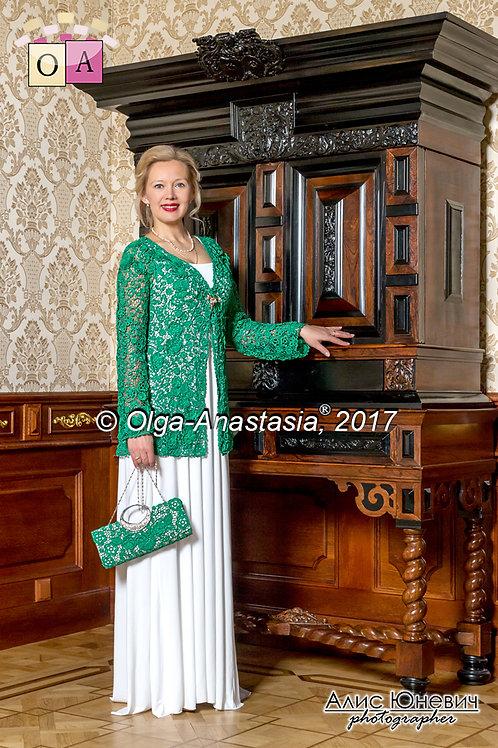 cardigan Emerald