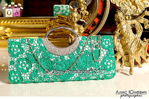 handbag Emerald