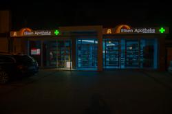 LED Shopbeleuchtung Elisen Apotheke