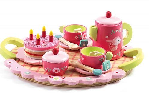 TEA PARTY LILI E ROSE DJECO
