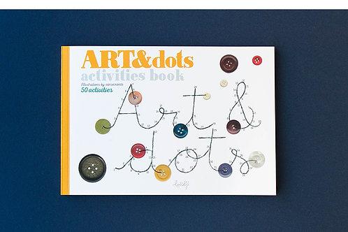 ART & DOTS NOTEBOOK PUNTINI
