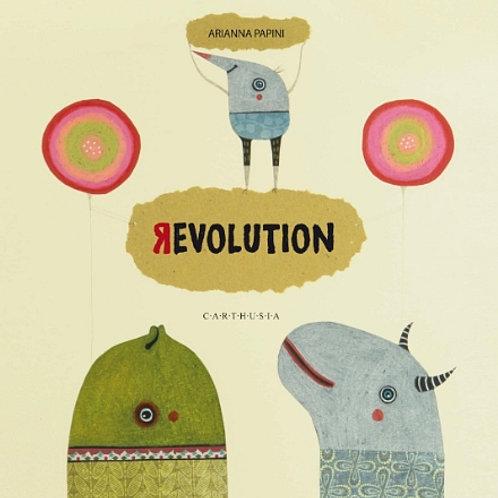 R/EVOLUTION - SILENT BOOK