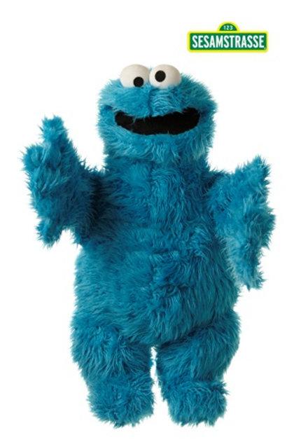 MOSTRO COOKIE CM. 65 Sesame Street®