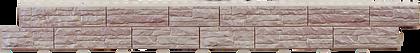 сайдинг под камень Доломит скальный риф