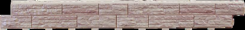 люкс сальный риф доломит сайдинг под камень жемчужный