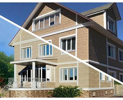 дизайн фасадов быстро качественно