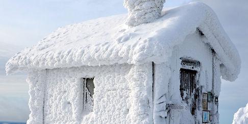 замерзает дом? кемерово монтаж