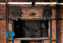 Old 19th Century Bakery Oven