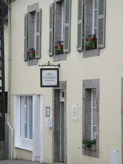 The Old Bakery Chambres d'hotes
