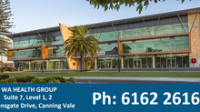 Now Open - WA Health Group Canning Vale