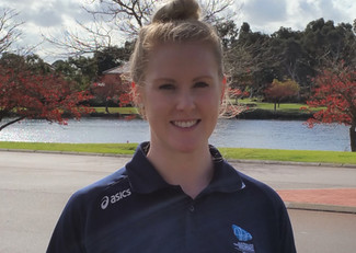 WA Health Group | Welcomes To The Physiotherapy Team | Casey Melville
